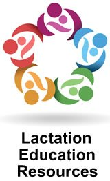 Lactation Education Resources Website Ad